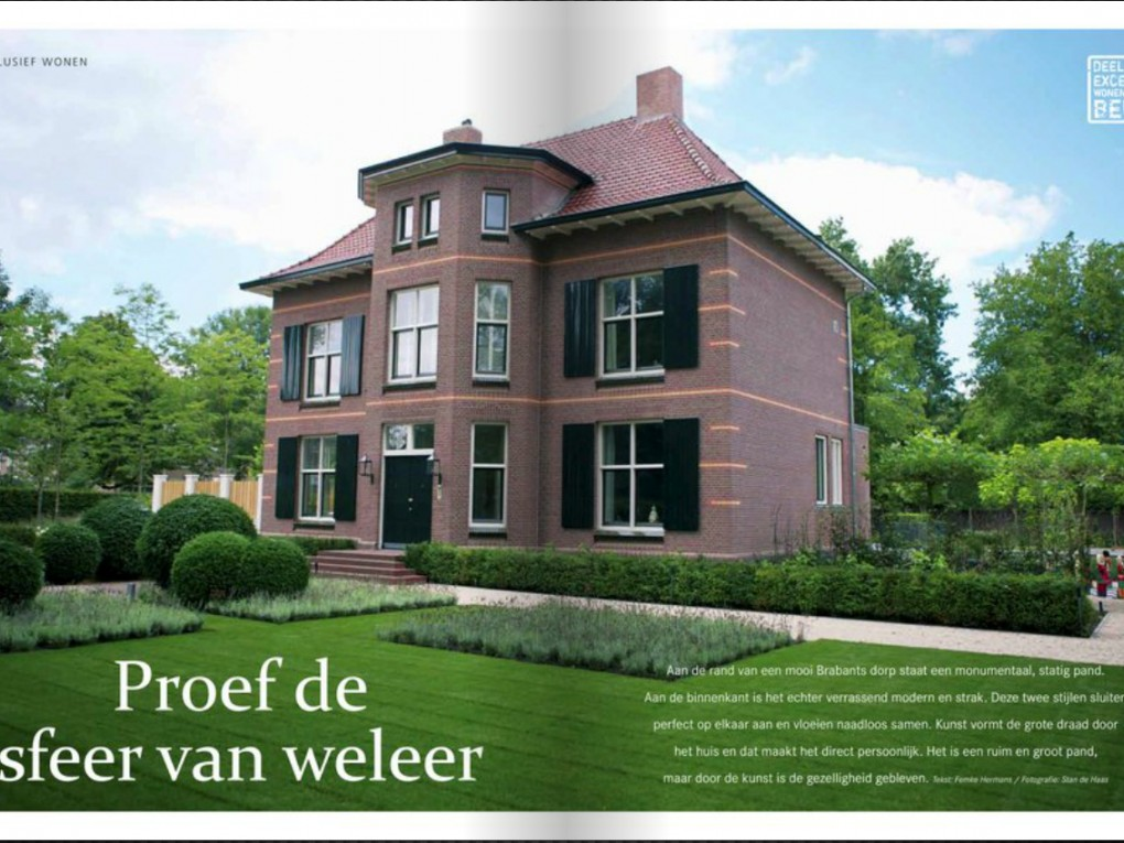 Publicatie Excellent Villa K