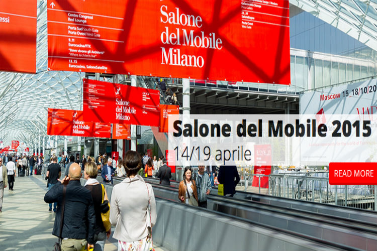 Salone del Mobile 2015 Milaan