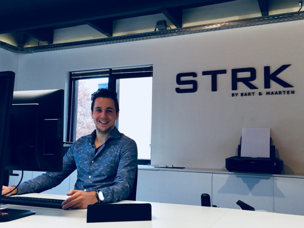 Nieuwe collega | TbdG | STRK